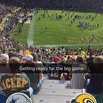 Packers vs Cowboys