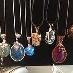 Handmade jewelry by Mary Byington
