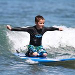 Private lessons for our guests under 9yrs old provide a fun and safe learning experience!