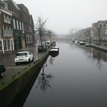 Canal in front