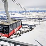 Jackson Hole from the Top