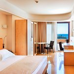 Double/twin sea view room
