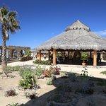 beach club outdoor pavillion