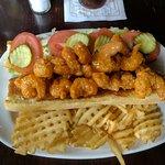 YUM!!! Bang Bang Shrimp PoBoy