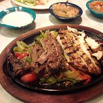 Combo Fajitas were delicious!