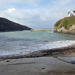 Don't look any further than The Golden Lion in Port Issac if you want excellent Ale Battered Fis