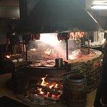 Open Pit Grill at Salt Lick