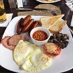Full Irish Breakfast, minus the blood pudding!