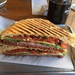 Uncle Carmine's Big Italy Panini
