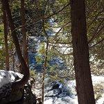 Downstream flow