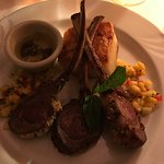 Lamb Chops Dinner Entree