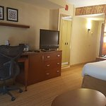 Dresser, Desk, Complimentary Hi Speed Internet, TV,