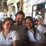 Great team and good at Baja Cantina! We will see you all again soon!