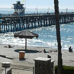 The San Clemente Pier