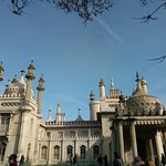 Royal Pavilion March 2017