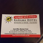 Photo of Kahama Hotel Nairobi