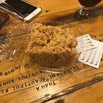 Rice krispy bar