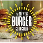 Try our new burger collection
