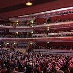 Inside Symphony Hall