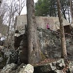 Laurel Snow pocket wilderness; beautiful hike with excellent water opportunities and rock climbi
