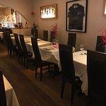 Leeja fine dining restaurant