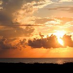 Sunrise at Padre Island NS