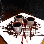 Van Goh Espresso Shots in Chocolate Cups