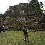 The tall pyramid