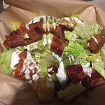 Salad with Bacon