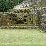 Jaguar temple front