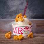 Vanilla Brulee one of our star flavours in Mr cool