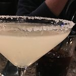 Perfect lemon drop!
