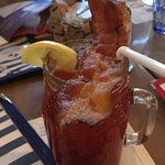 Bloody Caesar with Bacon!