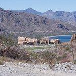 Villa Del Palmar hotel and surroundings
