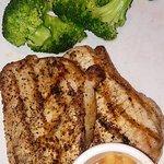 grilled porkchops