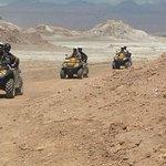 Salty Range ATV QUAD