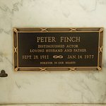 Another wonderful actor Peter Finch