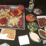 Char Sunday Buffet salad bar