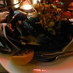 Parma Pot of Steamed Mussels was DELICIOUS!
