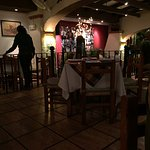 Perfect. The service, atmosphere, and food! The empanadas are delicious. Try it all! You will no