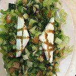 salads at istanbul