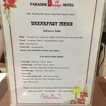 Photo de Paradise Boutique Hotel