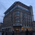 Cornavin Hotel Geneva Foto