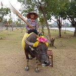 One of the wonderful Vietnamese people we met along the way