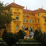The house that president Ho Chi Mihn never lived in