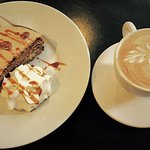 Pause gourmande à l'Australian Coffee House.