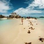Sand bar, Bulog Island Coron Palawan