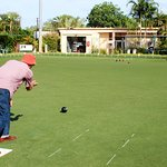 Katherine Country Club Lawn Bowls