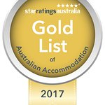 2017 Gold List Australian Accommodation