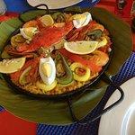 seafood valenciana